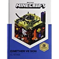 Minecraft Nether Ve Son El Kitabı (Ciltli)