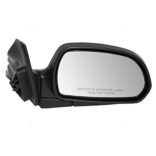 Passengers Power Side View Mirror Replacement for Kia Spectra Early Design 1.8L 0K2SC (Kia Side View Mirror)