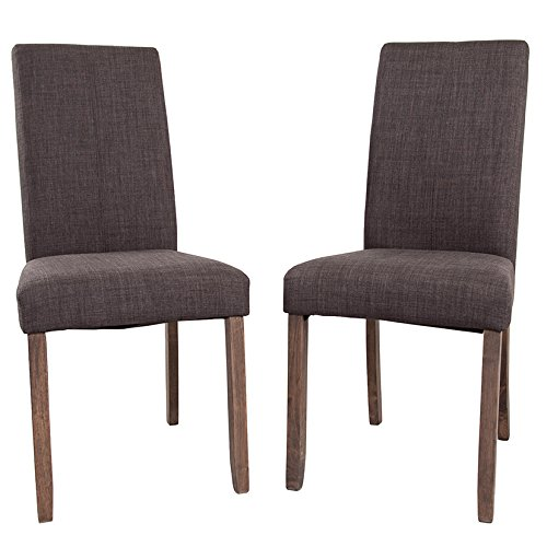 Primo International 24154 Empire Upholstered Side Chair (Set of Two)