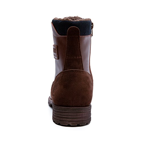 Global Win Globalwin Heren Classic Winter Water Resistnat Chukka Boots 16524bruin