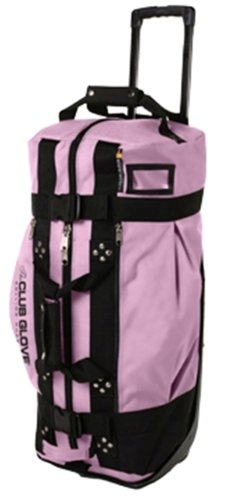 Club Glove Rolling Duffle 2 Pink Champagne, Outdoor Stuffs