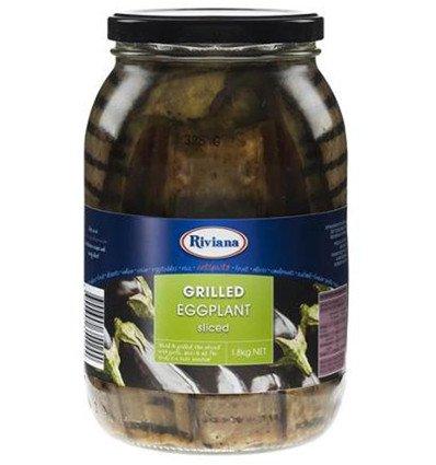 Riviana Foods Grilled Eggplant 1.8kg