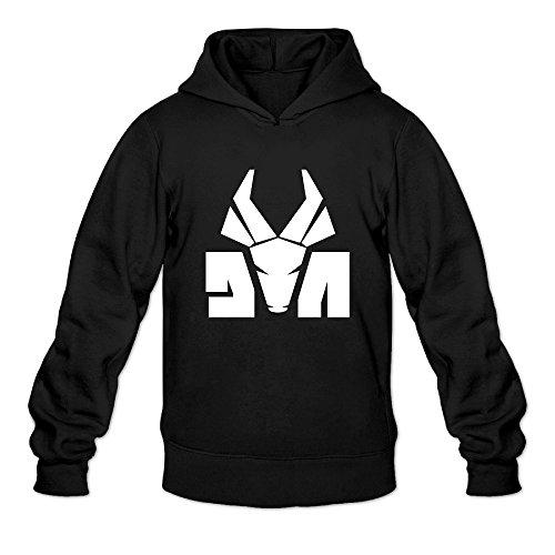 Men's Die Antwoord Zef Side Logo Sketch Cool Hoodies Pullover ()
