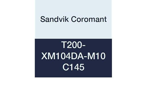Sandvik Coromant T200-XM104DA-M10 C145 HSS CoroTap 200 Cutting tap with Spiral Point No Coolant Right Hand Cut