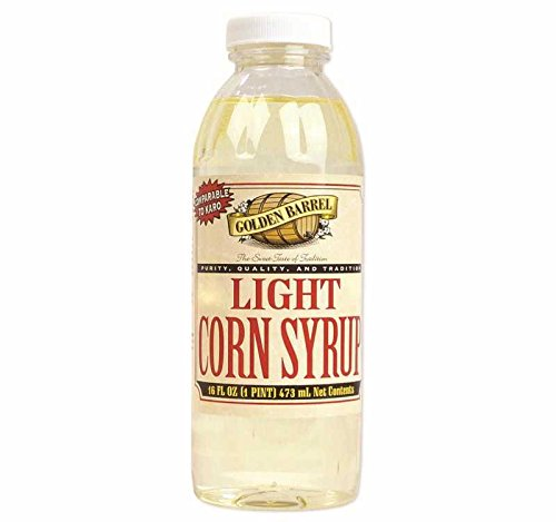 Golden Barrel Light Corn Syrup (16 oz.) by Golden Barrel