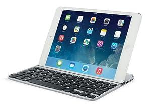more photos 0519b 15313 Logitech Ultrathin Keyboard Cover for iPad mini - Silver (B00CR61RW0 ...