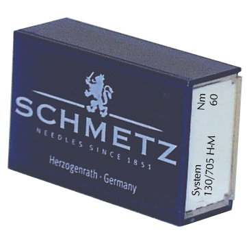 SCHMETZ Microtex (Sharp) (130/705 H-M) Sewing Machine Needles - Bulk - Size 60/8 by Schmetz