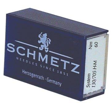 (SCHMETZ Microtex (Sharp) (130/705 H-M) Sewing Machine Needles - Bulk - Size 60/8)