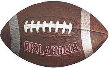 Amazon Com 8 Inch Football Ou University Of Oklahoma