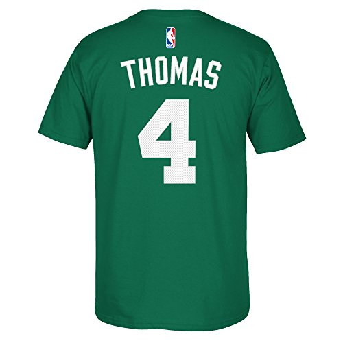 Cheap Boston Celtics Isaiah Thomas Adidas NBA Men Player T Shirt Green low  hot sale