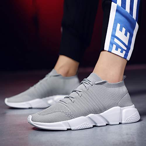 Running Sneakers 48EU da Fitness all'Aperto shoesScarpe Uomo Casual MMCO Ginnastica Corsa Grigio Sportive BYqn0P