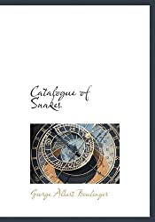 Catalogue of Snakes