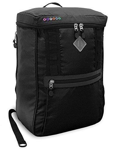 J World New York Rectan Laptop Backpack
