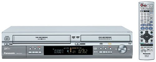 Great Features Of Panasonic DMR-ES30VS DVD Recorder/VCR Combo