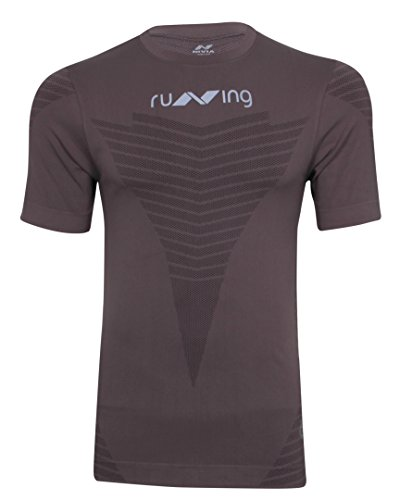 Nivia Xenon-2 Seamless Half Sleeve Fitness T-Shirt Price & Reviews