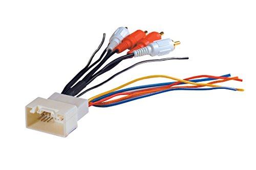 American International TWH17 1992-2006 Toyota Pre-Amplifier Wire - International Wire American Harness