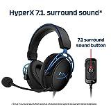 HyperX Cloud Alpha S - PC Gaming Headset, 7.1