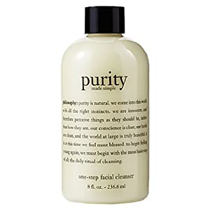 Philosophy Purity Made Simple One-step Facial Cleanser 2oz/59.2ml