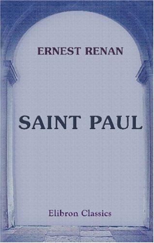Saint Paul (French Edition) ebook