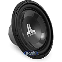 12W1V3-4 - JL Audio 12 Single 4-Ohm W1v3 Series Subwoofer