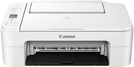 Impresora Multifuncional Canon PIXMA TS3351 Blanca Wifi de ...