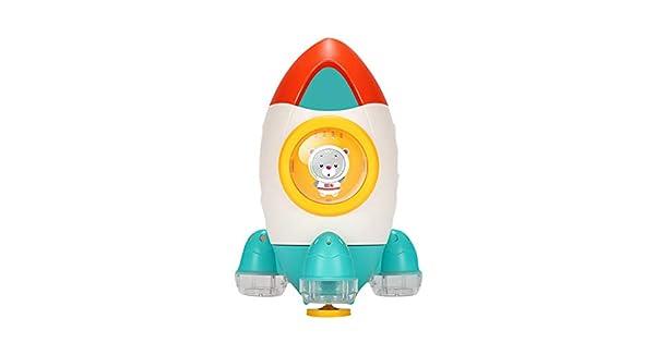 Amazon.com: Kiorc Juguetes de baño para bebés, para niños ...