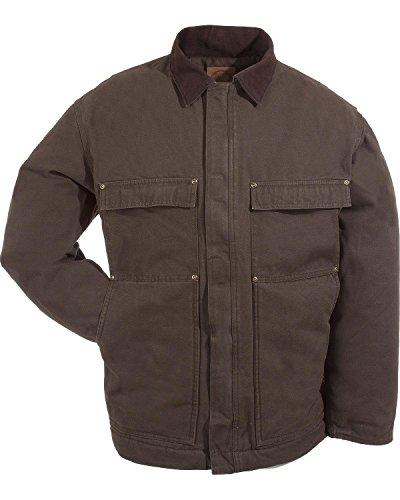 Insulated Chore Coat - 1