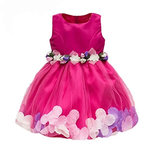 9abe64ae5556 Baby Girl Frocks Birthday Party Wear Dresses Girls Fancy designer ...