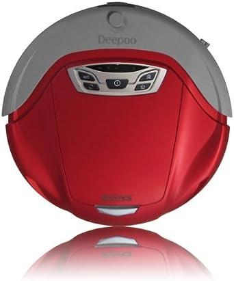 Aspirateur Robot DEEPOO D54 : L'intrépide:
