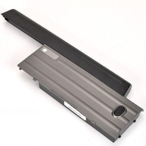 (GENUINE / ORIGINAL DELL (9-Cell) Extended Laptop Battery for Dell Latitude D620 D630 Series, PN 312-0383, 312-0384, 312-0386, JD634 - NOT AFTERMARKET 3RD PARTY GENERIC (ORIGINAL, GENUINE DELL PARTS!))