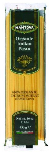 Mantova Organic Linguine Pasta