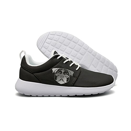 ULYTER Ulysses Pater Men's Lightweight Sports Running Shoes Pit Bull Platinum Style  Men Fashion Breathable Sneakers