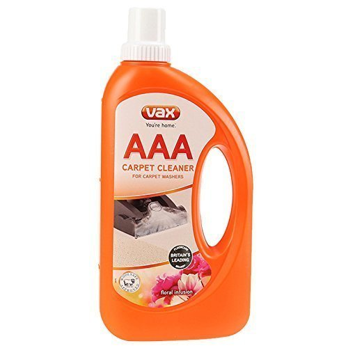 Vax Genuine AAA Carpet Washer Cleaning Shampoo Floral Infusion 750ml 1912736601