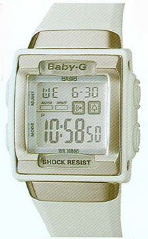 Baby-G Ladies Watch Baby-G Square Face BG-180-7DR - WW  Amazon.ca  Watches 1e6b27ebfe5d