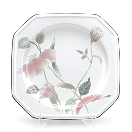 Amazon silk flowers by mikasa china salad plate salad plates silk flowers by mikasa china salad plate mightylinksfo