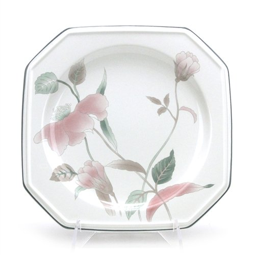Silk Flowers by Mikasa, China Salad Plate ()