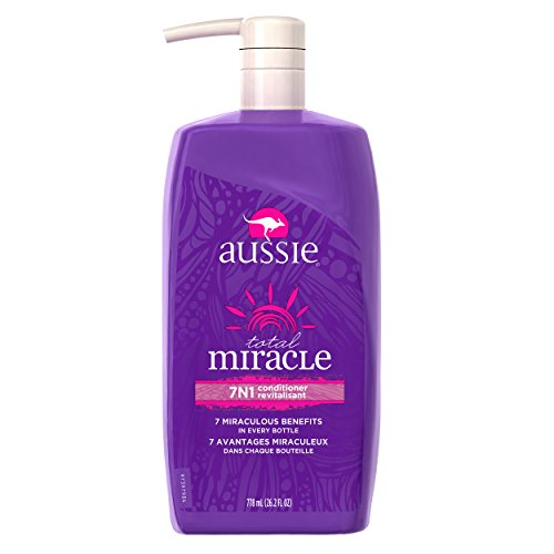 Aussie Total Miracle 7N1 Conditioner with Pump, 26.2 oz