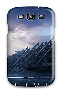 Ideal JakeNC Case Cover For Galaxy S3(2013 Oblivion Moviep New), Protective Stylish Case