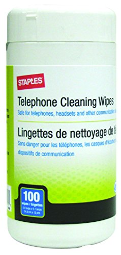 staples-telephone-cleaning-wipes