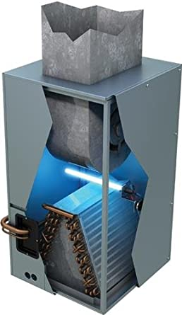Fresh-Aire UV® Blue-Tube Object Purifier # TUV-BTER2-OS System w// Odor Control