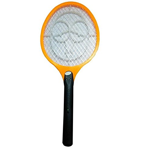 Prodigious Deal Rechargeable Electric Mosquito Fly Insect Killer Racket Cum Zapper Bat  Assorted Colour