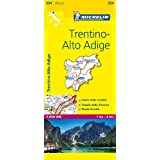 Cartina Veneto Michelin.Michelin Map Italy Friuli Venezia Giulia 356 Maps Local Michelin Italian Edition Michelin 9782067126657 Amazon Com Books