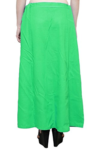 Navyata - Falda - Skort - para mujer verde claro