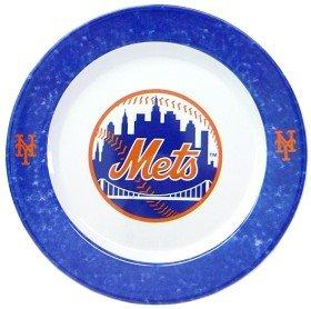MLB New York Mets Dinner Plates (Set Of 4)