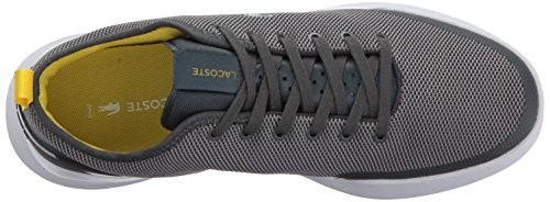 Lacoste Mens Lt Dual 317 1 Sneaker Giallo
