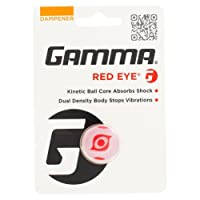 Amortiguador de vibración de ojos rojos gamma, rojo