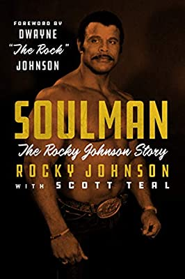Image result for rocky johnson book