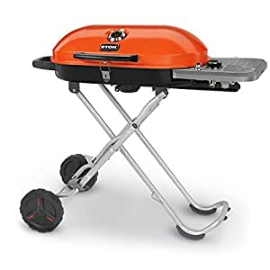 Amazon Com Stok Gridiron Portable Gas Grill Garden Amp Outdoor