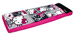 Worlds Apart - Hello Kitty Tween Readybed - Sleeping Bag, Pillow And Air Bed All In One