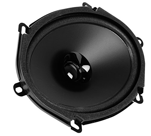BOSS Audio Systems BRS5768 80 Watt, 5 x 7  6 x 8 Inch Duo-Fit, Full Range, Replacement Car Speaker -...